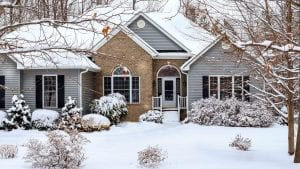 winter home maintenance protect home warranty