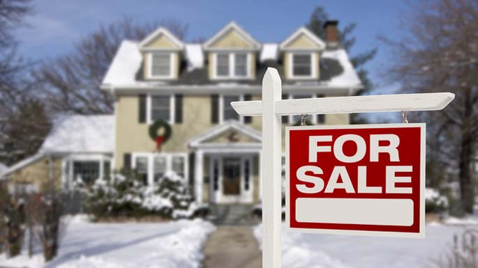 Buy a Home in Winter